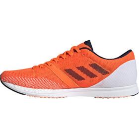 adidas Adizero Takumi Sen Low-cut Kengät Miehet, footwear white/real blue/solar orange